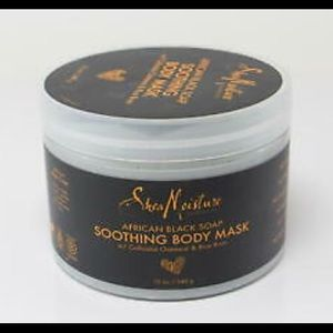 Shea moisture soothing body mask - Set of two
